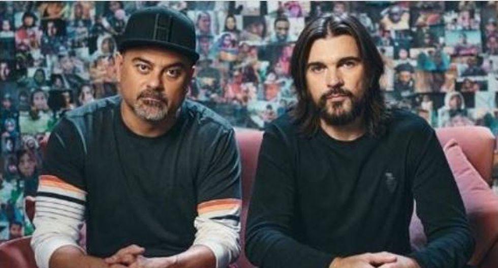 Juanes y Nach