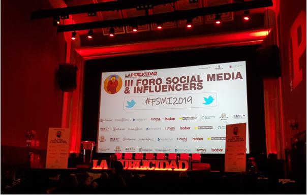 foro social media e influencers